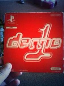 The 1st Playstation Demo Disc thanks to @RETR0JOE for the picture